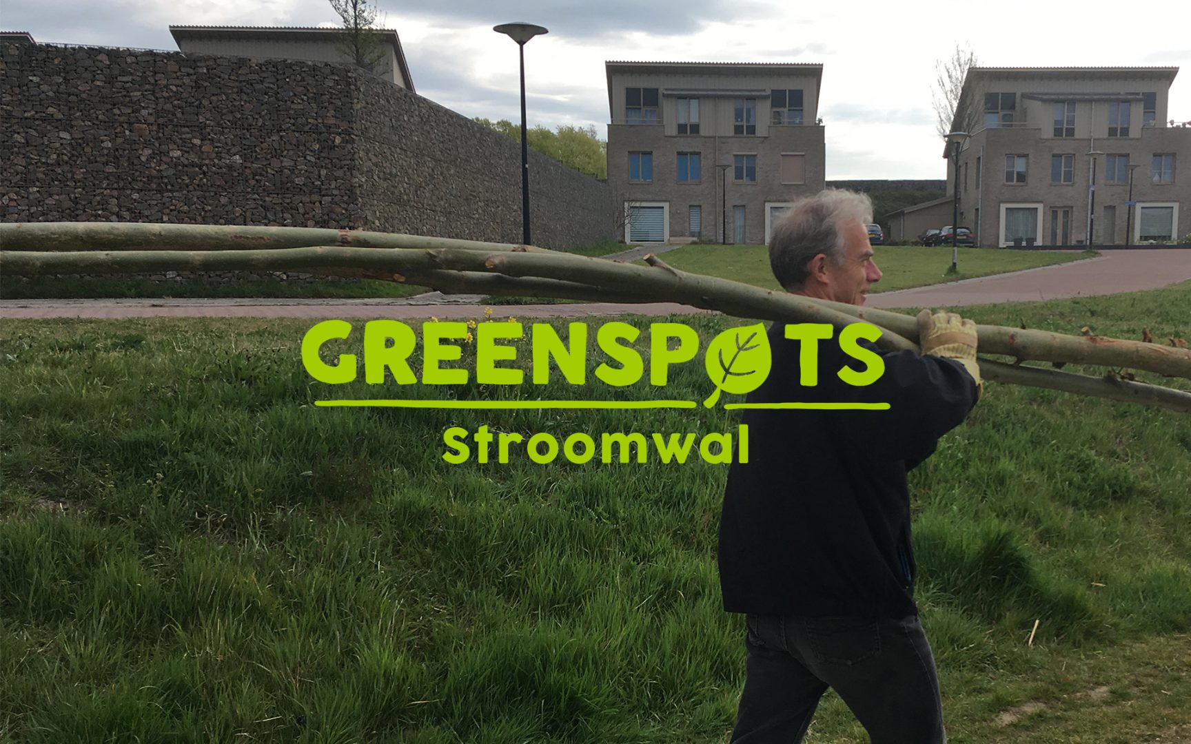 Greenspot Stroomwal